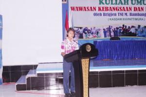 Lomba pidato bahasa inggis oleh siswa SUPM Waiheru Ambon