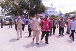 Ketua Komisi IV DPR-RI beserta rombongan mengunjungi Instalasi Pendidikan SUPM Waiheru Ambon