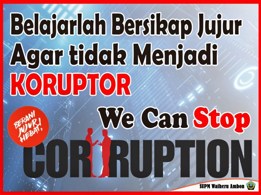 supm NO Korupsi 4