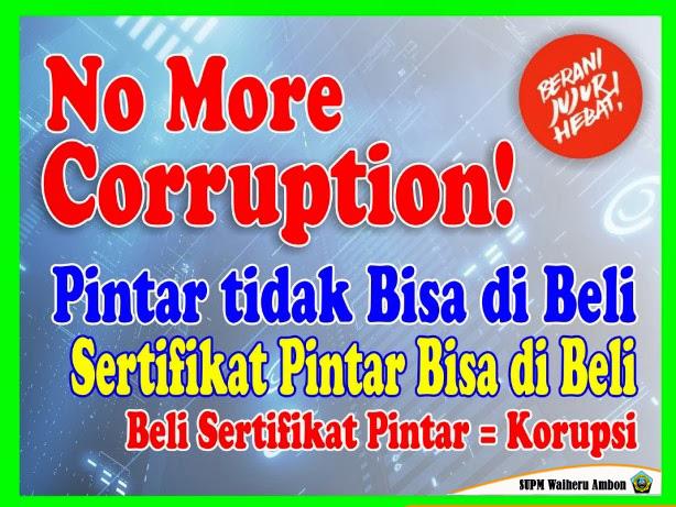 supm NO Korupsi 6