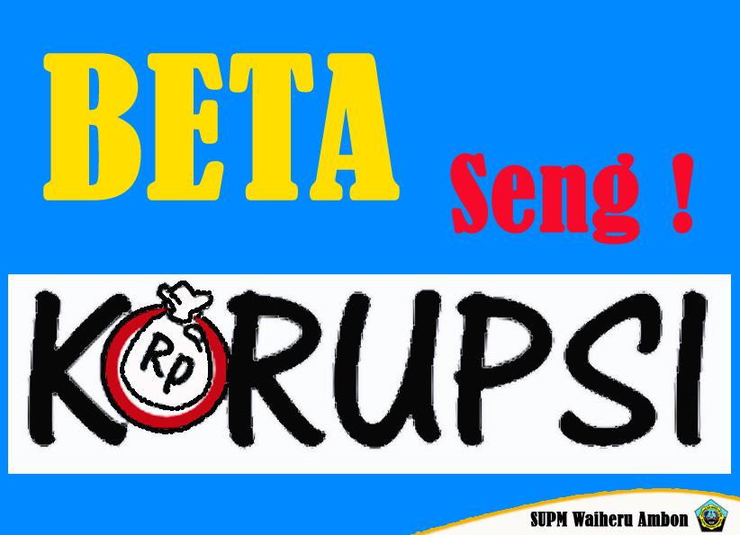 supm NO Korupsi 8
